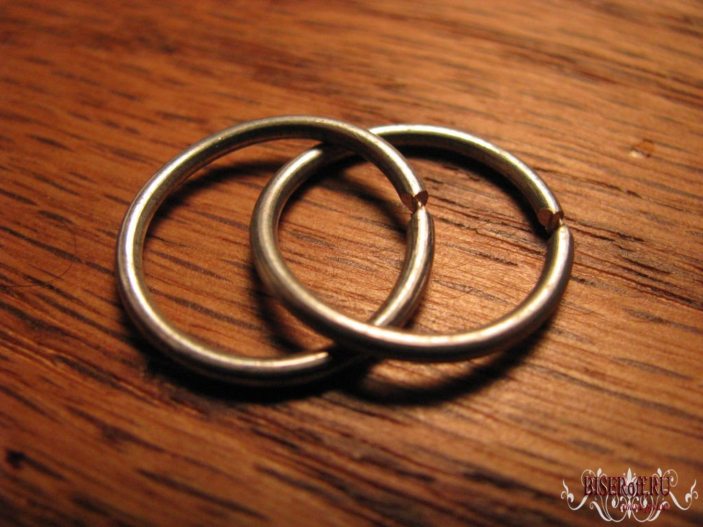 Как сделать кольцо из стальной проволоки