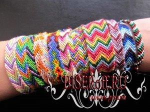 Плетение фенечки видео-урок