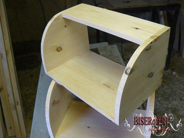 Хлебница деревянная как сделать