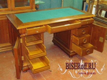 Реставрация столов в доме своими руками – увлекательное и результативное за ...